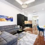 Eladó felújított 3 szobás luxus lakás a belváros szívében a Deák tértől pár percre, a Hercegprímás utcában!
