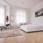 V. kerületben, LIFTES ház 3. emeletén, 98 nm-es, 2 szobás LUXUS lakás