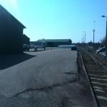 Kecskemét frekventált részén Ipartelep Vasúti vágánnyal Eladó
