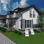 Új Patakparti projektben házhelyek eladók !