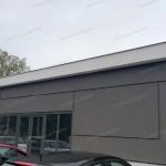 Szolnokon a Tallinn városrészen felújított 1104 m2-es kétszintes üzlethelyiség eladó!